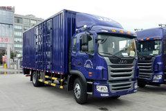 江淮 格尔发A5中卡 160马力 4X2 6.8米厢式载货车(HFC5161XXYP3K1A50S3V)图片