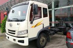 青岛解放 骏威J5K中卡 130马力 4X2 4250轴载货车底盘(CA1083P10K1L2E4Z) 卡车图片