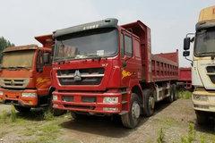 中国重汽 HOKA重卡 340马力 8X4 8.2米自卸车(ZZ3313N4461D1) 卡车图片