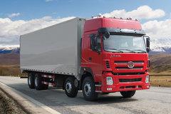 三环十通 御龙S8重卡 290马力 8X4 9.6米厢式载货车(STQ5310XXY14) 卡车图片