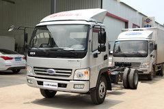 开瑞 绿卡C 117马力 3360轴单排轻卡底盘(SQR1044H29D-E) 卡车图片