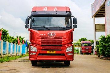 青岛解放 JH6重卡 430马力 4X2牵引车(CA4180P26K15E5A80)
