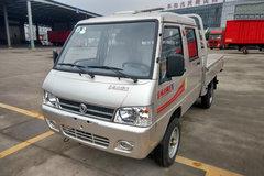 东风 小霸王V 61马力 2.6米双排栏板微卡(DFA1030D40QD-KM)