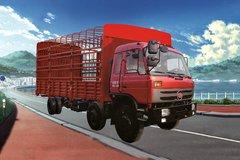 一拖重卡 220马力 6X2 9.6米仓栅式载货车(LT5251CCYBBC0) 卡车图片