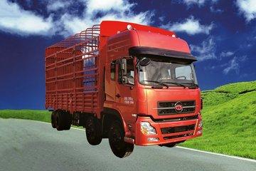 一拖重卡 300马力 8X4 9.6米仓栅式载货车(LT5310CCYABC0)