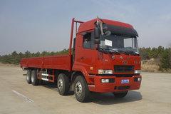华菱之星 345马力 8X4 9.6米栏板载货车(HN1310X34D6M5) 卡车图片