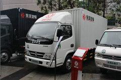 东风 凯普特E290 115马力 4.17米单排厢式轻卡 卡车图片
