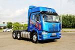 一汽解放 J6P重卡 60周年纪念版 460马力 6X4牵引车(CA4250P66K24T1A1E5)
