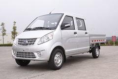 南骏汽车 瑞逸 1.3L 82马力 汽油 2.1米双排栏板微卡(CNJ1021SSA30M) 卡车图片