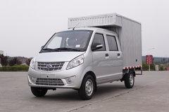 南骏汽车 瑞逸 1.3L 82马力 汽油 2.1米双排厢式微卡(CNJ5021XXYSSA30M) 卡车图片