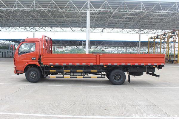 东风多利卡玉柴150马力6.15米单排驾驶室特价来袭!