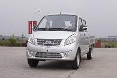 南骏汽车 瑞逸 1.5L 112马力 汽油 2.1米双排栏板微卡(CNJ1021SSA30V) 卡车图片