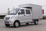 南骏汽车 瑞逸 1.5L 112马力 汽油 2.01米双排厢式微卡(CNJ5021XXYSSA30V)