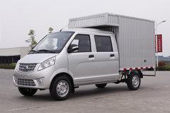 南骏汽车 瑞逸 1.5L 112马力 汽油 2.01米双排厢式微卡(CNJ5021XXYSSA30V) 卡车图片