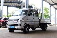 长安跨越 新豹二代 1.5L 112马力 2.71米双排栏板微卡(SC1031AAS56) 卡车图片