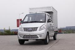 南骏汽车 瑞逸 1.3L 87马力 汽油 2.01米双排厢式微卡(CNJ5020XXYSSA30V) 卡车图片