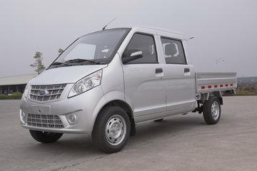 四川现代 瑞逸 1.3L 87马力 汽油 2.1米双排栏板微卡(国五)(CNJ1020SSA30V)