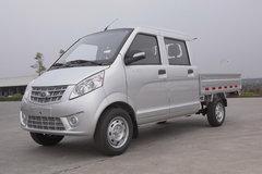 南骏汽车 瑞逸 1.3L 87马力 汽油 2.1米双排栏板微卡(国五)(CNJ1020SSA30V) 卡车图片