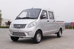 四川现代 瑞逸  82马力 1.3L汽油 82马力 双排皮卡(CNJ1021SSA30M) 卡车图片