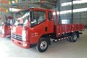 凯马 凯捷M3 143马力 3.83米排半栏板式轻卡(KMC1046A33P5)