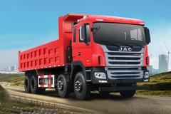 江淮 格尔发A5X 标载版 300马力 8X4 6.8米自卸车(HFC3311P2K4H32S3V)