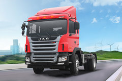 江淮 格尔发A5X重卡 标载版300马力 4X2牵引车(HFC4181P2K2A35S3V) 卡车图片