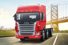 江淮 格尔发A5W重卡 标载版 375马力 6X2牵引车(HFC4251P1K6D26S3V) 卡车图片