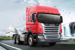 江淮 格尔发A5W重卡 轻量化版 350马力 6X4牵引车(HFC4251P1K5E33S3V) 卡车图片