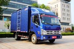 福田 时代H3 131马力 4.15米单排厢式轻卡(BJ5043XXY-J7) 卡车图片