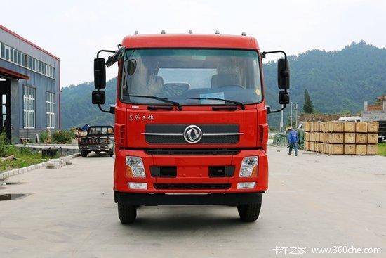 东风商用车 天锦中卡 245马力 6X2 7.7米载货车(DFH1250BXV)