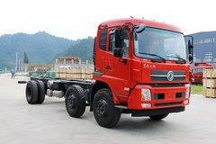 东风商用车 天锦中卡 180马力 4X2排半载货车底盘(EQ1250BXG5) 卡车图片