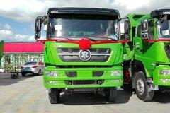 中国重汽 斯太尔D7B重卡 340马力 6X4 5.4米自卸车(新型渣土车)(ZZ3253N3641D1N) 卡车图片
