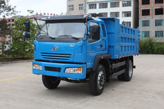 一汽红塔 解放经典7系 130马力 4X2 3.625米自卸车(CA3040K6L3R5E4-1) 卡车图片