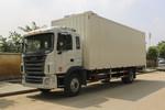 江淮 格尔发A5L中卡 180马力 4X2 6.8米排半厢式载货车(HFC5161XXYP3K2A50S3V)