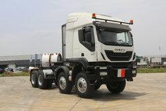 依维柯 Trakker重卡 500马力 8X8牵引车(AT410T56) 卡车图片