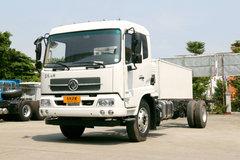 东风商用车 天锦中卡 180马力 4X2 7.7米载货车底盘(DFH5120XXYB2) 卡车图片