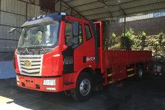 一汽柳特 金陆中卡 170马力 4X2 6.8米栏板载货车(CA1160PK2E4L3A95)(358桥) 卡车图片
