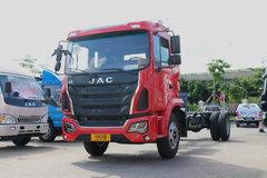 江淮 格尔发K5L中卡 豪华型 160马力 4X2排半载货车底盘(HFC5161XXYP3K1A47V) 卡车图片