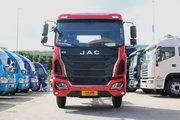 江淮 格尔发K5L中卡 220马力 4X2 6.8米仓栅式载货车(HFC5181CCYP3K1A53S6V)