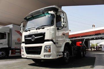 东风商用车 天龙重卡 292马力 6X4牵引车(DFH4250BY)