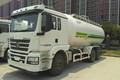 陕汽重卡 德龙新M3000 300马力 8X4 低密度粉粒物料运输车(SX5310GFLHN306)图片