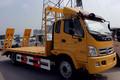 福田 奥铃CTX 110马力 4X2平板运输车(BJ5049TPB-FH)图片