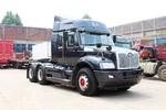 一汽柳特 新安捷L5R重卡 350马力 6X4危险品牵引车(CA4256K2E4R5T1A92)