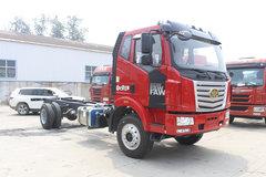 一汽柳特 金陆中卡 180马力 4X2 5300轴载货车底盘(CA1160PK2E4L3A95) 卡车图片