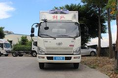 解放 J6F 165马力 4X2 5.13米冷藏车(CA5129XLCP40K2L2E5A84)