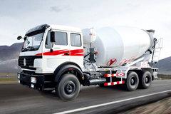 北奔 NG80B系列 350马力 6X4 4.1方混凝土搅拌车(ND5250GJBZ23)