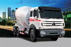 北奔 NG80B系列 375马力 8X4 5.5方混凝土搅拌车(北奔后桥)(ND5310GJBZ27)