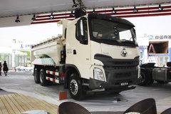 东风柳汽 乘龙H7 310马力 6X4 5.4米自卸车(渣土车)(LZ3258M5DB)