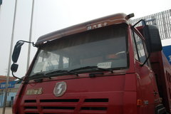 奥龙自卸车外观                                                图片