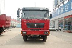 陕汽 德龙F2000重卡 280马力 8X4 9米栏板载货车(SX1314JM406)